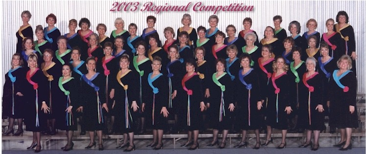 2003 Competition